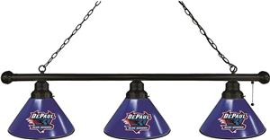 Holland DePaul University Logo Billiard Light