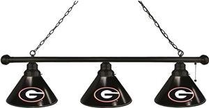 "Holland Univ. of Georgia ""G"" Logo Billiard Light"