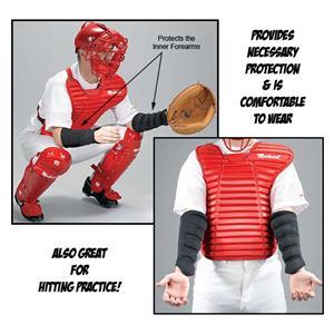 Markwort Catch-Tek Baseball Forearm Protection-PR