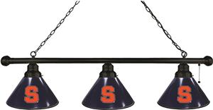 Holland Syracuse University Logo Billiard Light