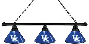 "Holland Univ of Kentucky ""UK"" Logo Billiard Light"