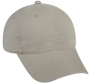 OC Sports Adjustable ECO3 100% Organic Cotton Cap