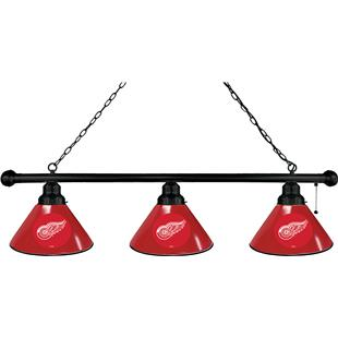 Holland NHL Detroit Red Wings Billiard Light
