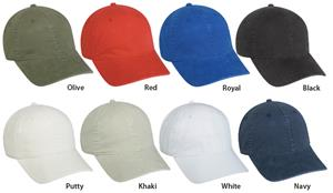 Stretch Fit Proflex Wash Cotton Baseball Cap