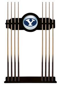 Holland Brigham Young University Logo Cue Rack