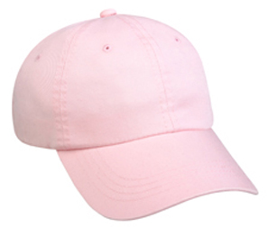 Pink Stretch Fit Proflex Wash Cotton Womens Cap