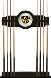 Holland University of Iowa Logo Cue Rack
