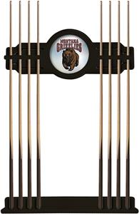 Holland University of Montana Logo Cue Rack