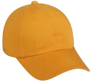 Adj. Garment Wash Cotton Baseball Cap 17 Colors