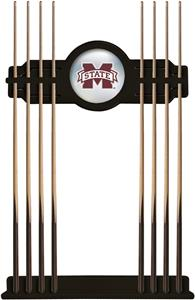 Holland Mississippi State University Logo Cue Rack