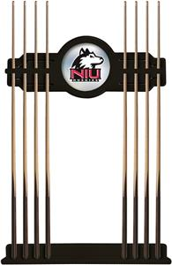 Holland Univ. of Northern Illinois Logo Cue Rack