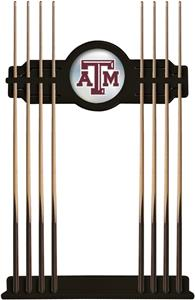Holland Texas A&M Logo Cue Rack