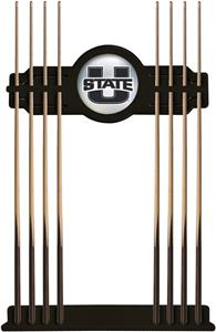 Holland Utah State University Logo Cue Rack
