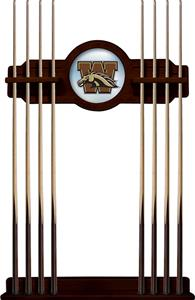 Holland Western Michigan University Logo Cue Rack