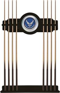 Holland United States Air Force Logo Cue Rack