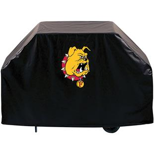 Holland Ferris State Univ. Logo BBQ Grill Cover