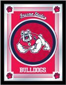 Holland Fresno State University Logo Mirror