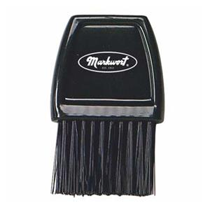 Markwort Umpire Brushes w/Plastic Handle