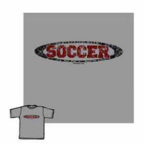 Closeout- AXXL Soccer tshirt