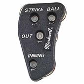Markwort 4-Dial Plastic Baseball Umpire Indicators