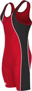 Adidas Wrestling Adult/Yth Wide Side Panel Singlet