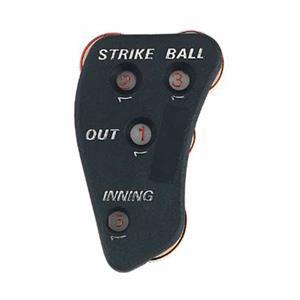 Markwort 4-Dial Baseball Umpire Indicator w/o Logo
