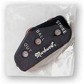Markwort 3-Dial Plastic Baseball Umpire Indicators