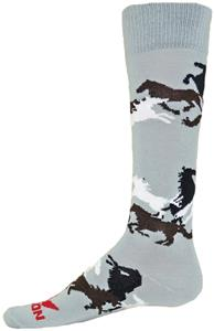 Red Lion Horses Over-The-Calf Socks