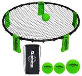 P&P Imports Slammo Game 2on2 Volleyball Style Set