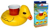P&P Imports Duck Floating Drink Holder 3 Pack