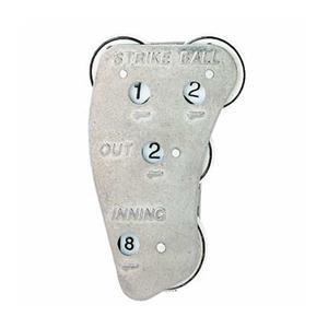 Markwort SS 4-Dial Baseball Umpire Indicators