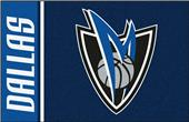 Fan Mats NBA Dallas Mavericks Starter Rug