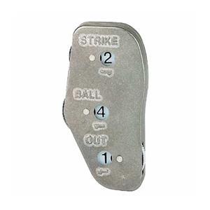 Markwort SS 3-Dial Baseball Umpire Indicators