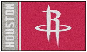 Fan Mats NBA Houston Rockets Starter Rug
