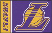 Fan Mats NBA Los Angeles Lakers Starter Rug