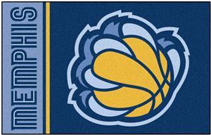 Fan Mats NBA Memphis Grizzlies Starter Rug