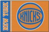 Fan Mats NBA New York Knicks Starter Rug