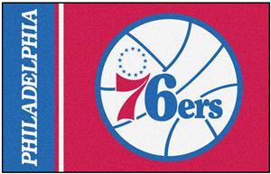 Fan Mats NBA Philadelphia 76ers Starter Rug