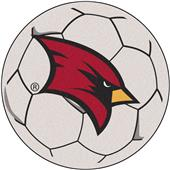 Fan Mats NCAA Saginaw Valley State Soccer Mat