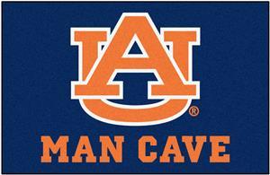 Fan Mats NCAA Auburn Univ. Man Cave Starter Mat