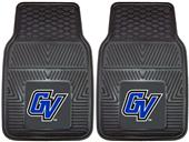 Fan Mats Grand Valley State Vinyl Car Mats (set)