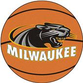 Fan Mats Univ. Wisconsin-Milwaukee Basketball Mat