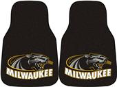 Fan Mats Univ Wisconsin-Milwaukee Car Mats (set)