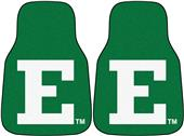 Fan Mats Eastern Michigan Carpet Car Mats (set)