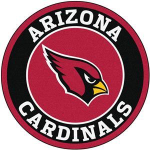 Fan Mats NFL Arizona Cardinals Roundel Mat
