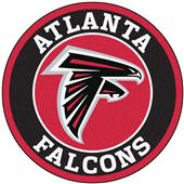 Fan Mats NFL Atlanta Falcons Roundel Mat