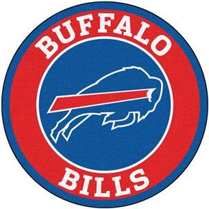 Fan Mats NFL Buffalo Bills Roundel Mat