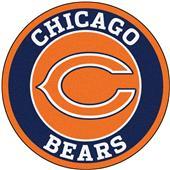 Fan Mats NFL Chicago Bears Roundel Mat