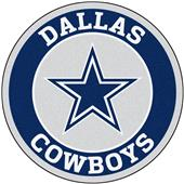 Fan Mats NFL Dallas Cowboys Roundel Mat