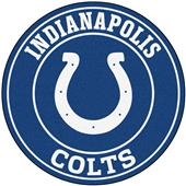 Fan Mats NFL Indianapolis Colts Roundel Mat